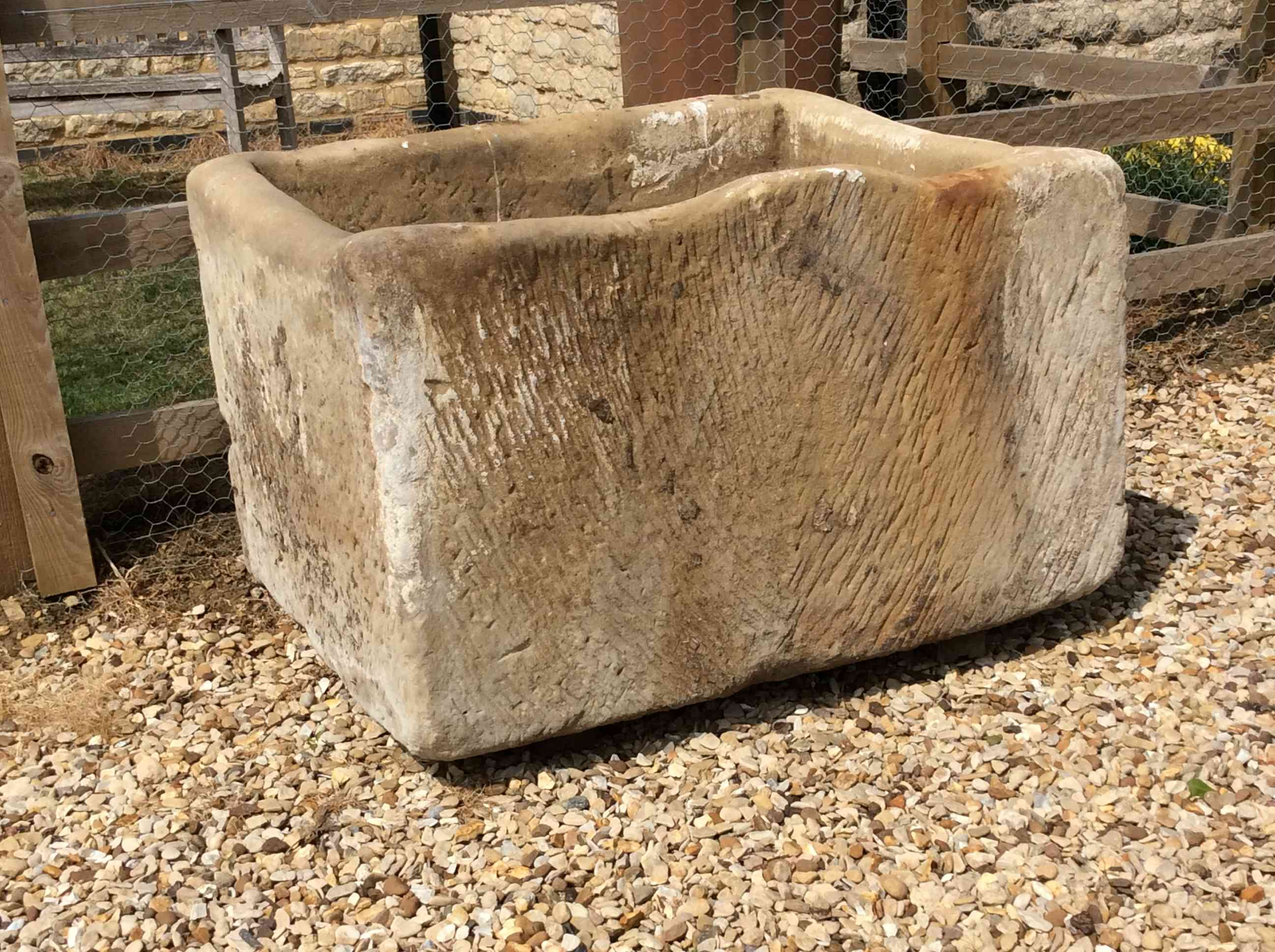 Exceptional Stone Water Trough